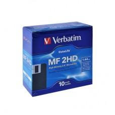 Дискета 1,44Mb VERBATIM картон