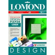 Бумага Lomond (1211321) Linen-Лен (610ммх12,3мх76мм ) односторонняя, льняная фактура