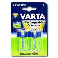 Аккумулятор Varta 56714.101.402 /R14 3000mAh Ni-MH BL2 (1/2/20/200)
