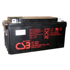 Аккумулятор CSB GP 12650 (12V 65Ah)