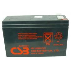 Аккумулятор CSB HR 1224 W F2F1 (12V 6Ah)