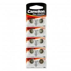 Батарейка Camelion G12 LR43