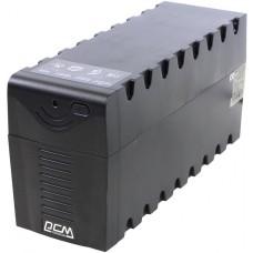 Источник бесперебойного питания Powercom RPT-1000A 600W черный 3*IEC320
