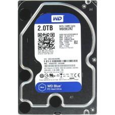 Жесткий диск Western Digital HDD SATA-III 2000Gb Blue