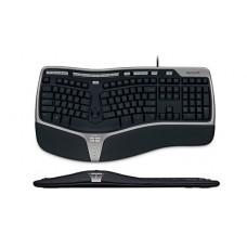 Клавиатура Microsoft Retail Natural Ergonomic Keyboard 4000 USB